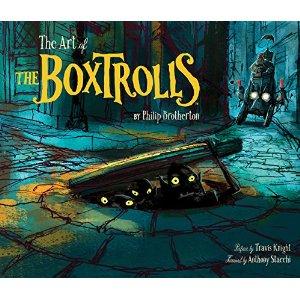 Boxtrolls Book