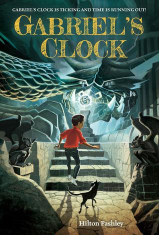 Gabriel's Clock cover