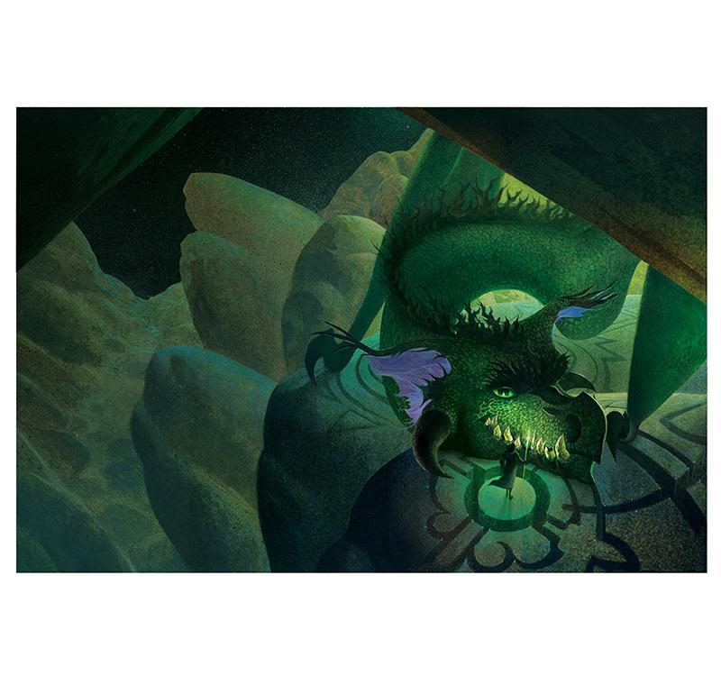 merlins dragon