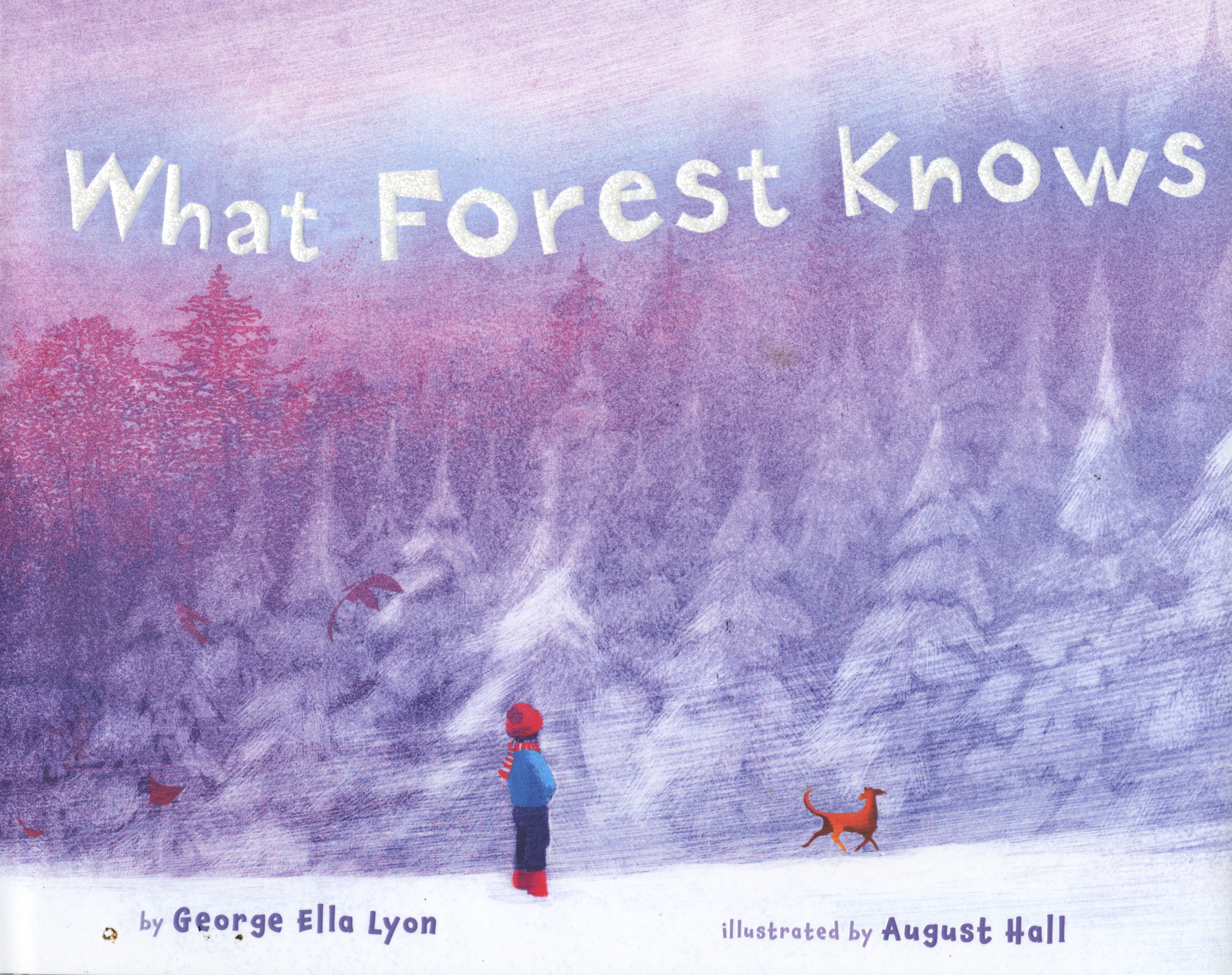 what forest knows cover